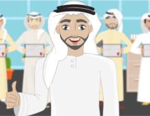 فيديو ترويجي لخدمات نجيد للشركات